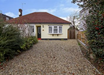 Thumbnail 3 bed semi-detached bungalow for sale in Hatch Road, Pilgrims Hatch, Brentwood