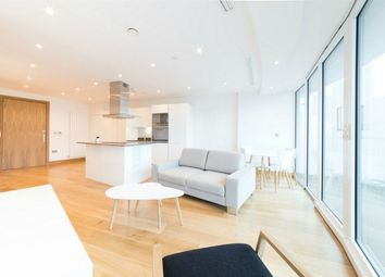 Thumbnail 1 bed flat for sale in Arena Tower, Baltimore Wharf, 20 Limeharbour, London