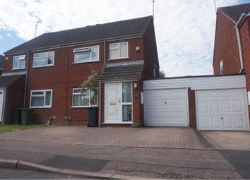 Thumbnail 3 bed semi-detached house to rent in Hopyard Lane, Redditch