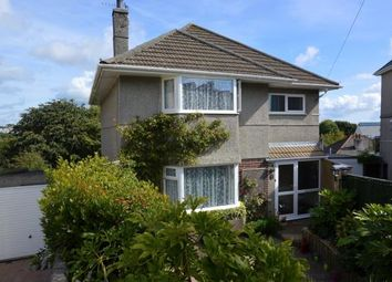 Thumbnail 4 bed detached house for sale in Eastfield Crescent, Higher Compton, Plymouth, Devon