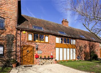 Thumbnail 3 bed barn conversion for sale in Ullington, Evesham, Worcestershire