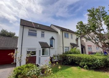 Thumbnail 2 bed semi-detached house for sale in Christa Court, Upton Cross, Liskeard