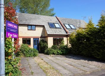 Thumbnail 2 bedroom semi-detached house for sale in Riddy Close, Hauxton, Cambridge