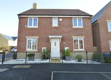 Thumbnail 4 bed detached house for sale in Little Grebe Road, Bishops Cleeve, Cheltenham, Glos