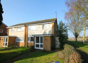Thumbnail 3 bed semi-detached house to rent in Brierley Walk, Cambridge