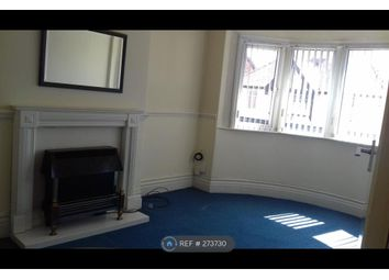 Thumbnail 1 bed flat to rent in Near Stanley Park, Blackpool
