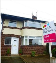 Thumbnail 3 bed semi-detached house to rent in Northways, Bromborough, Wirral