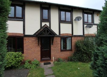 Thumbnail 2 bed terraced house for sale in Sorrel Drive, Kingsbury, Tamworth