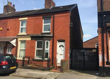 Thumbnail 2 bedroom end terrace house for sale in Spofforth Road, Liverpool