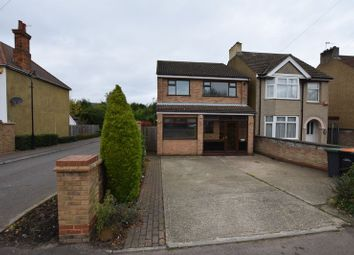 Thumbnail 3 bed property to rent in Harrowden Road, Shortstown, Bedford