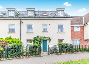 Thumbnail 4 bed town house for sale in William Harris Way, Colchester