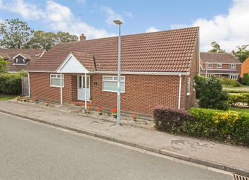 Thumbnail 3 bed detached bungalow for sale in Cheyne Walk, Hornsea