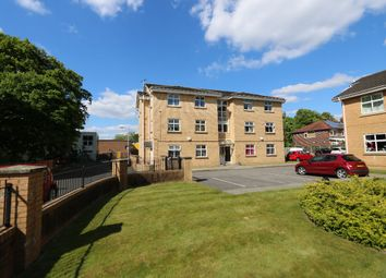 Thumbnail 2 bed flat for sale in Burford Court, Whalley Range, Manchester