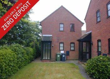 Thumbnail 2 bedroom flat to rent in Langham Court, Fakenham, Norfolk