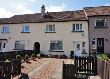 4 bed terraced house for sale in Hendry Crescent, Kirkcaldy KY2