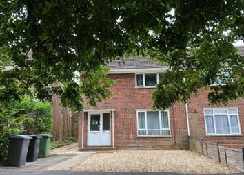 Thumbnail 1 bed semi-detached house to rent in Longfield Road, Winnall, Winchester