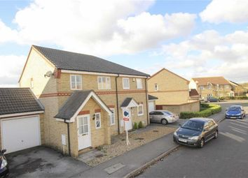 Thumbnail 3 bed property to rent in Lanercost Crescent, Monkston, Milton Keynes