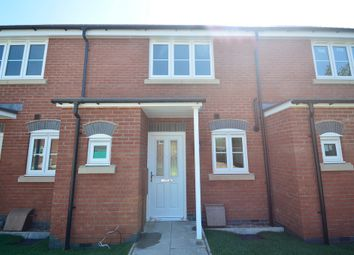 Thumbnail 2 bed mews house to rent in Mulberry Way, Hinckley, Leicestershire