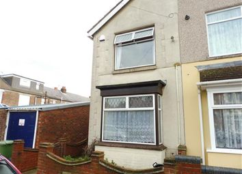 Thumbnail 3 bed end terrace house for sale in Crofton Road, Portsmouth