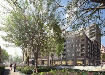 Thumbnail 2 bed flat for sale in Walton Heights, Elephant Park, Elephant & Castle