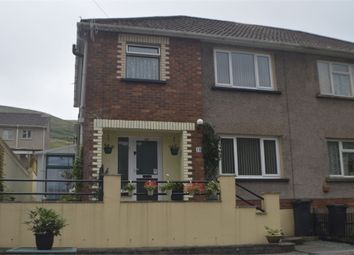 Thumbnail 3 bed semi-detached house for sale in Goytre Close, Port Talbot, West Glamorgan