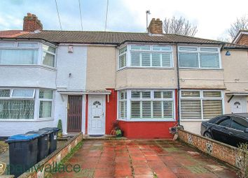 Thumbnail 2 bedroom terraced house for sale in Galliard Road, London
