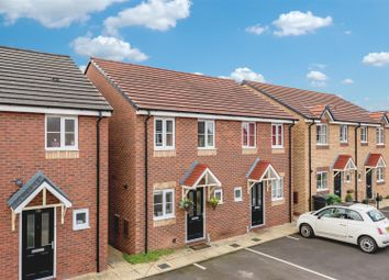 Thumbnail 2 bed semi-detached house for sale in Woodvine Road, Shrewsbury