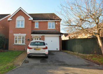 Thumbnail 4 bed property to rent in Faithfull Close, Aylesbury