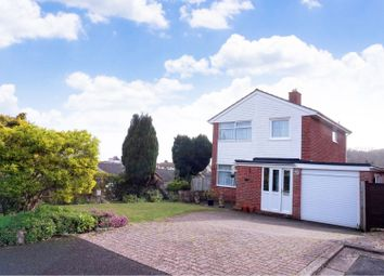 Thumbnail 3 bed detached house for sale in Greenway, Minehead