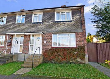 Thumbnail 3 bedroom semi-detached house for sale in Bramble Avenue, Bean, Dartford, Kent