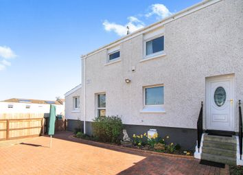 Thumbnail 4 bedroom end terrace house for sale in Yarrow Court, Cambuslang, Glasgow