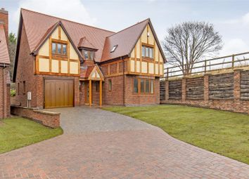 Thumbnail 5 bedroom detached house for sale in Hady Hill, Hady, Chesterfield