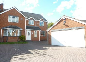 Thumbnail 6 bed property to rent in Badgery Close, Greenacres Drive, Uttoxeter