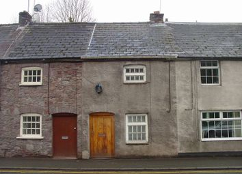 Thumbnail 2 bedroom terraced house to rent in The Struet, Brecon