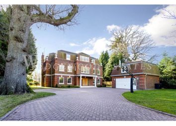 Thumbnail 9 bed town house for sale in Abbots Drive, Wentworth Estate, Virginia Water, Surrey
