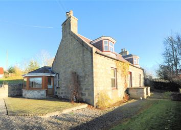 Thumbnail 3 bed detached house to rent in Old Town Farmhouse, Lumphanan, Banchory