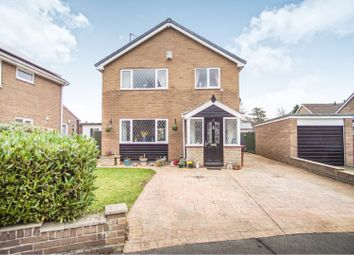 Thumbnail 4 bed detached house for sale in St. Pauls Drive, Brompton-On-Swale