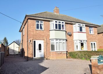 Thumbnail 3 bed semi-detached house for sale in Windermere Road, Stowmarket