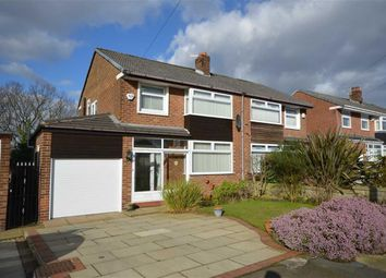 Thumbnail 3 bedroom semi-detached house for sale in Wakeling Road, Denton, Manchester, Greater Manchester