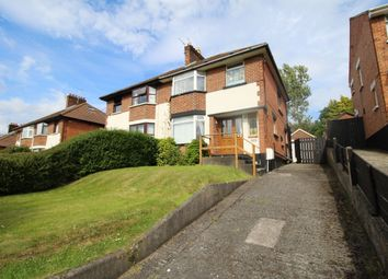 Thumbnail 3 bed semi-detached house for sale in Abbey Mount, Bangor