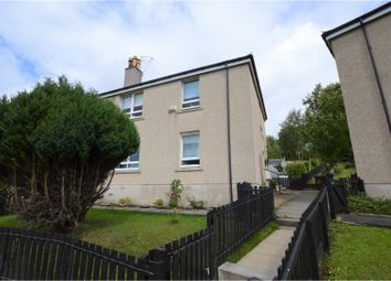 Thumbnail 2 bed flat for sale in Cessnock Road, Glasgow
