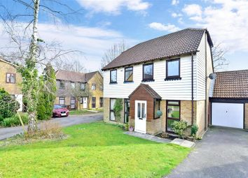 Thumbnail 2 bedroom semi-detached house for sale in Bridger Way, Crowborough, East Sussex