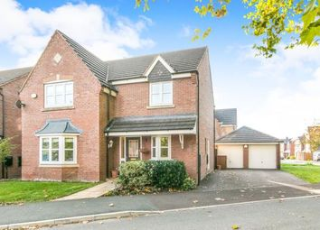 Thumbnail 4 bed detached house for sale in Penley Hall Drive, Penley, Wrexham, Wrecsam