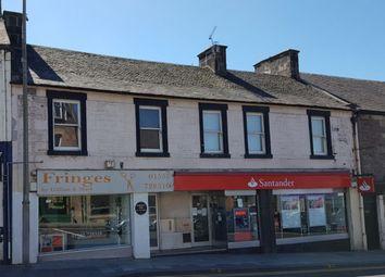 Thumbnail 2 bedroom flat for sale in High Street, Lanark
