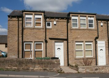 Thumbnail 3 bed town house for sale in Cross Bank Road, Batley
