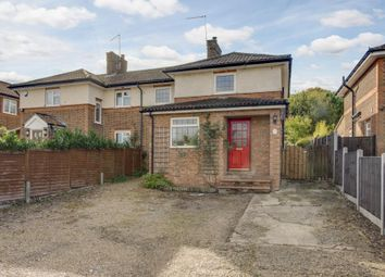 Thumbnail 4 bed semi-detached house for sale in Wellfield Road, Piddington, High Wycombe