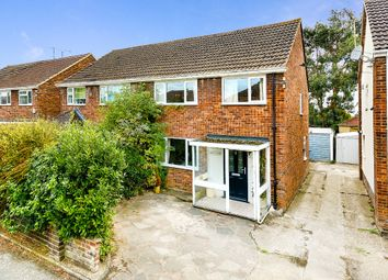 Thumbnail 3 bed semi-detached house for sale in Cell Farm Avenue, Old Windsor, Windsor
