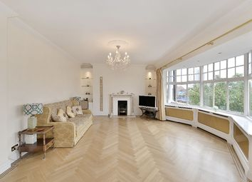 Thumbnail 4 bedroom flat to rent in Eton Avenue, London