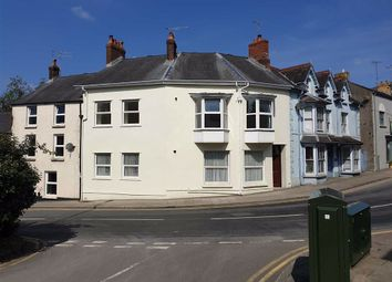 Thumbnail 4 bedroom terraced house for sale in Market Street, Narberth, Pembrokeshire