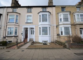 Thumbnail 4 bedroom terraced house for sale in Marine Parade, Lowestoft